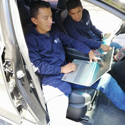 Equipo de Alessam GPS